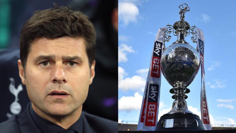 Tottenham Striker Set For Shocking Move To The Championship