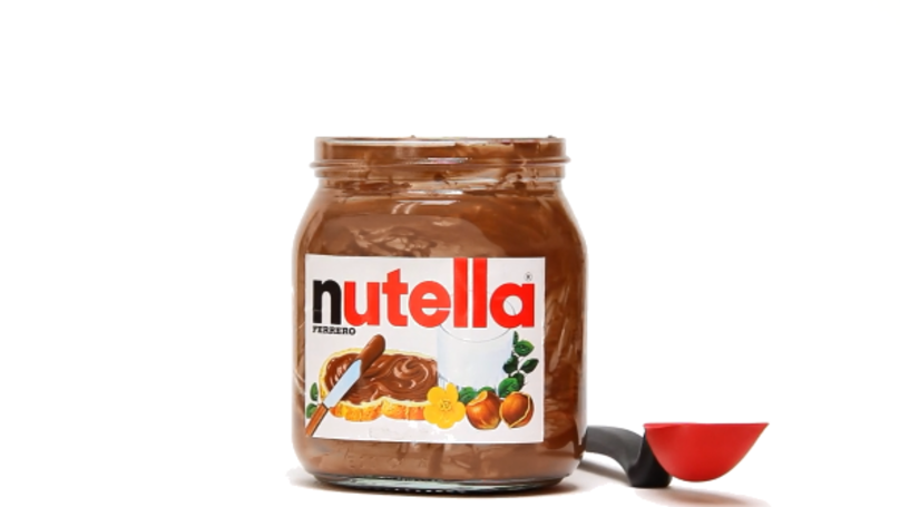 ​The Amazing Gadget That Will Solve All Your Nutella Problems