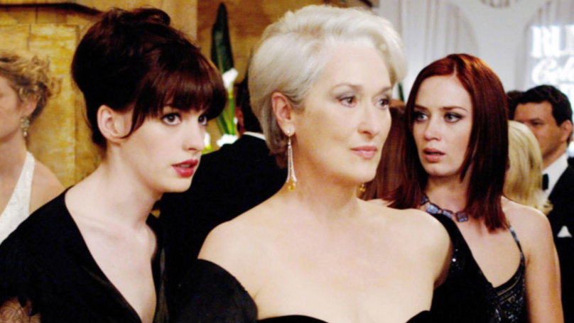 Woman Points Out Everything That's Wrong With The Devil Wears Prada
