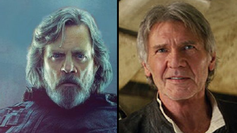 Mark Hamill Only Returned To 'Star Wars' Because Of Harrison Ford