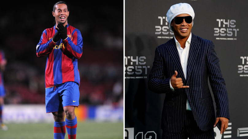 Ronaldinho Is €2 Million In Debt, Authorities Get A Surprise When They Check His Accounts
