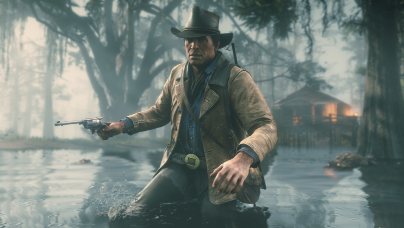 ​Red Dead Redemption 2's Completion Time Cut Down, Still 60 Hours Long