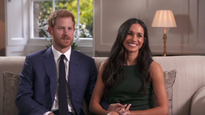 ​Prince Harry Proposed To Meghan Markle While They Were Roasting Chicken