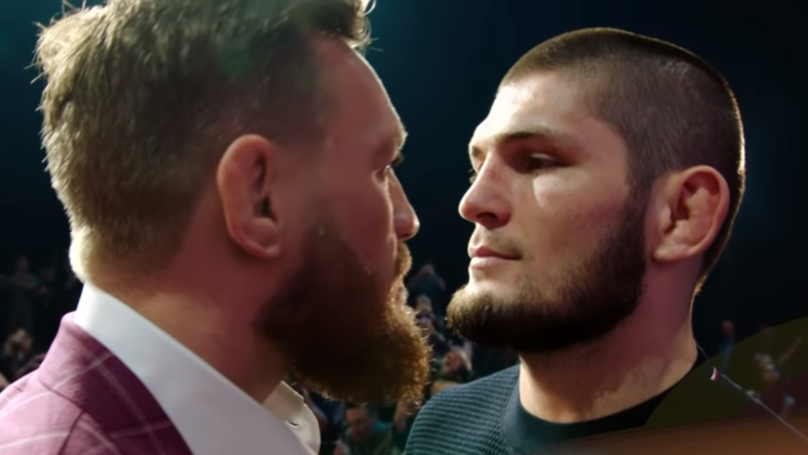UFC's Promo For Conor McGregor vs Khabib Nurmagomedov Bout Is Spine-Tingling