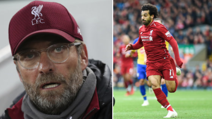 Mohamed Salah Is Just Liverpool's 6th Fastest Player This Season