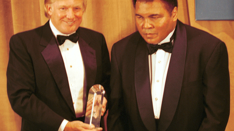 Never Forget That It Only Took Muhammad Ali 132 Words To Destroy Donald Trump