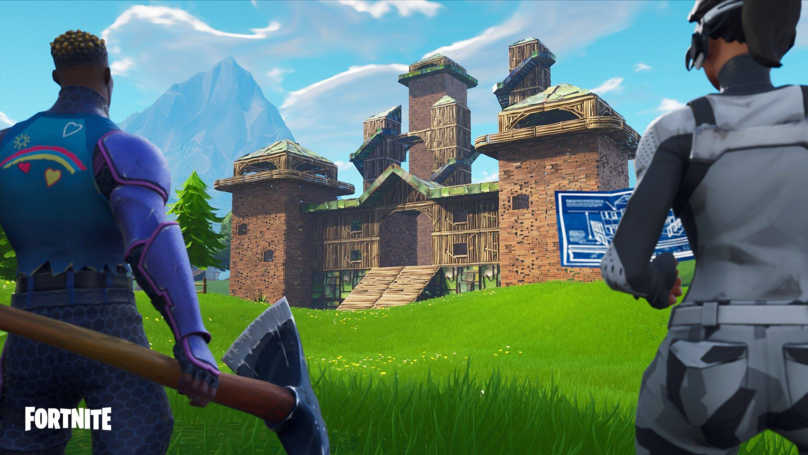 Epic Games' Latest Update Reagrding Playground Downtime