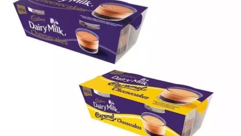 Cadbury Desserts Recalled Over Fears Of Harmful Bacteria