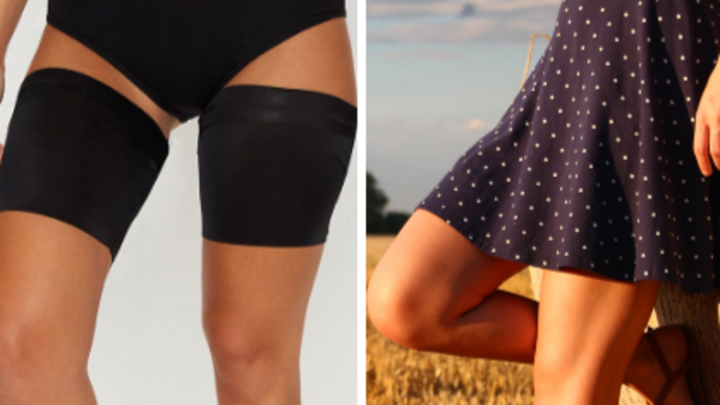 PrettyLittleThing Has Released Anti-Chafing Bands For Summer