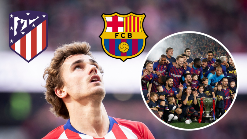 The Reason Antoine Griezmann Decided To Quit Atlético Madrid For A Move To Barcelona