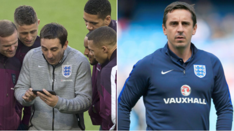 Gary Neville Confirms He Never Found The Kid Responsible For Famous Prank Phone Call