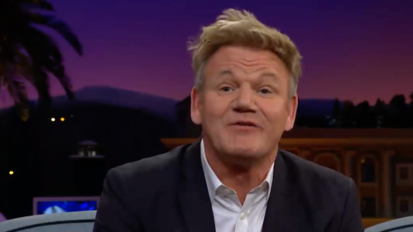 Gordon Ramsay Tells Piers Morgan He Can 'Go F**k Himself' Over Vegan Roast Dinner Criticism
