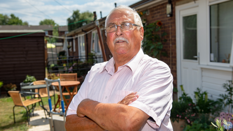 Pensioner Defends Himself After Neighbour Called Police About Excessive Farting