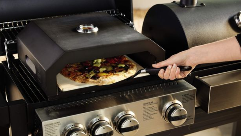 ​Aldi's Got A New Version Of Its Bargain Outdoor Pizza Oven