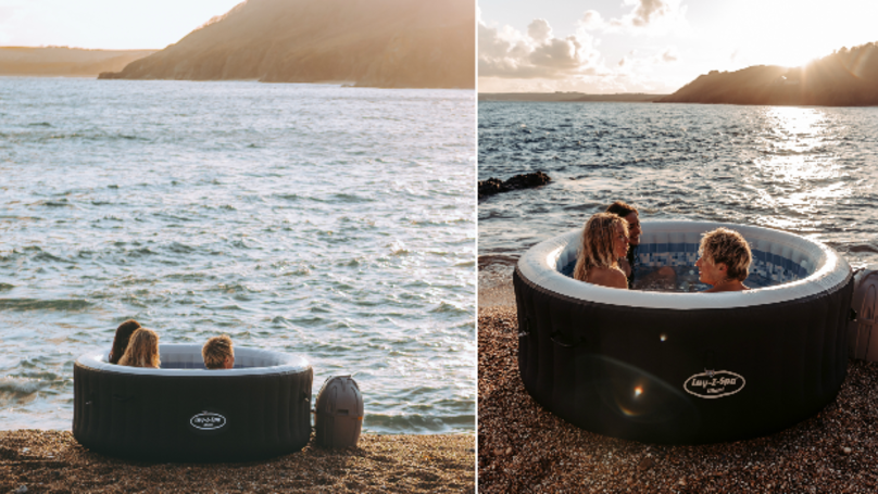 ​You Can Now Apply To Be A Hot Tub Tester
