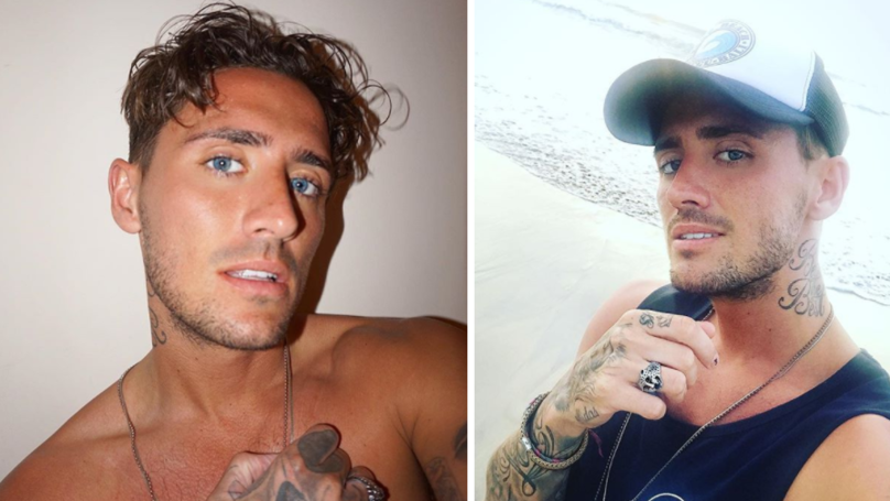 Stephen Bear And His Mum Rant About 'White Powder' Accusations On Instagram