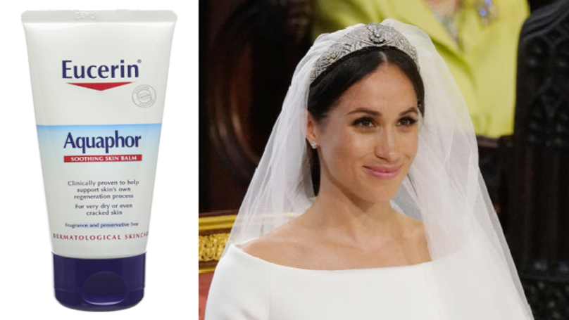 Meghan Markle's Make-Up Artist Uses £8 Face Product As Highlighter