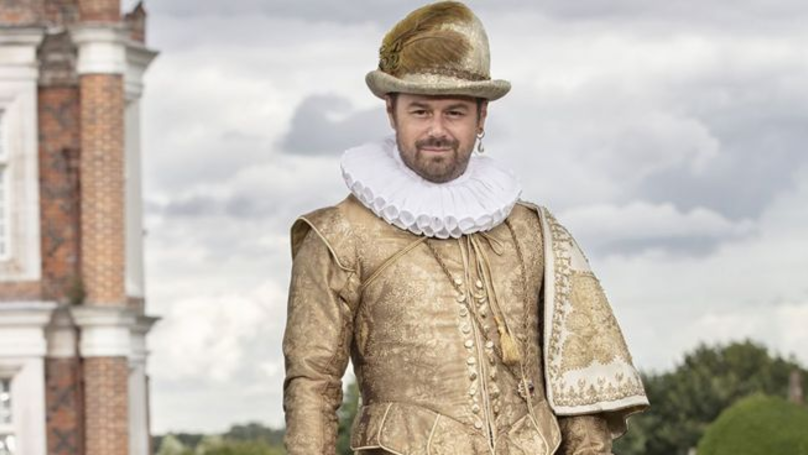 Danny Dyer's History Show Sounds Absolutely Amazing