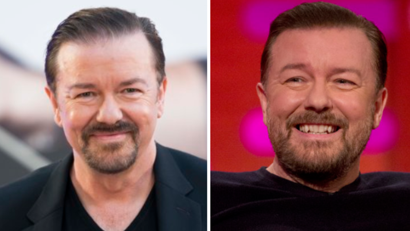 WATCH: Ricky Gervais' Humanity Is Out On Netflix This Week