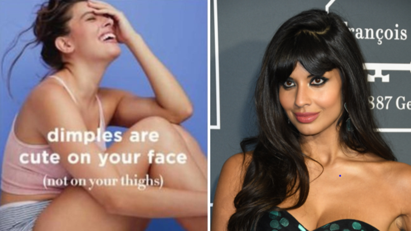 Avon Apologises And Pulls Ad After Jameela Jamil Labels Them 'Clowns'