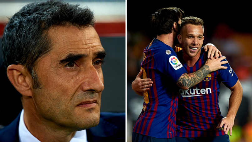 Barcelona Star Ready To Exit Club, Linked With A Move To Serie A