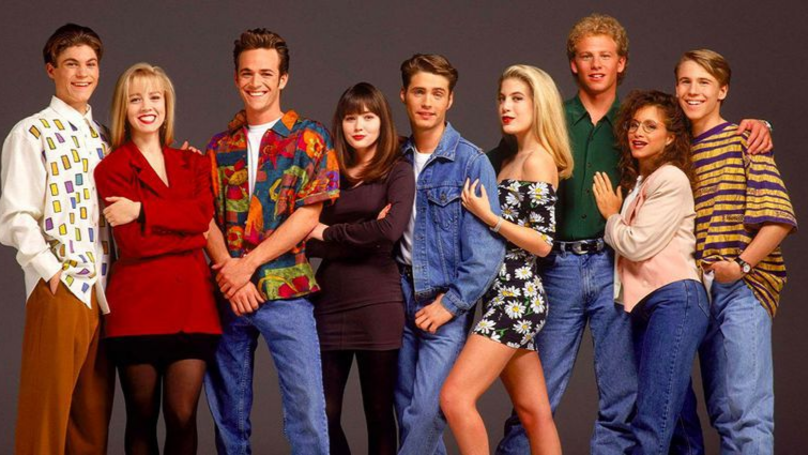 'Beverly Hills 90210' Is Getting Another Reboot And We Can't Handle The Nineties Nostalgia