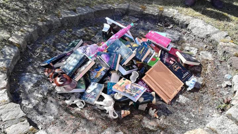 Harry Potter And Twilight Books Burned By Priests For Going Against Word Of God