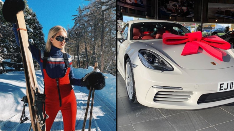 Rich Kids Of Instagram Flaunt Their Wealth At Christmas