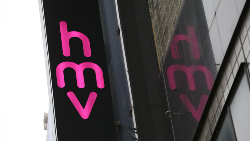 HMV Is Reportedly 'On The Brink Of Collapse'