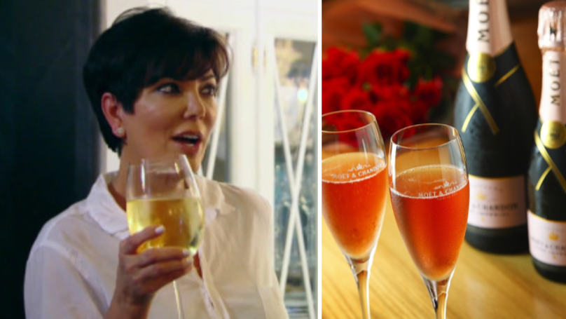 This Is How To Chill A Bottle Of Wine In Three Minutes