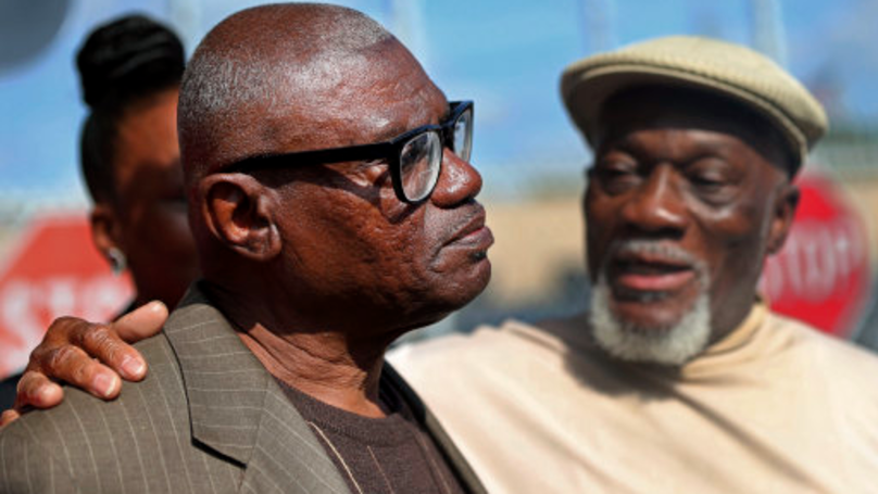 Louisiana Man Released After Spending 46 Years In Prison For Crime He Didn't Commit