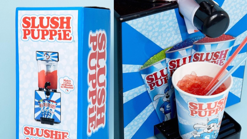 ASOS Is Selling Slush Puppie Machines Just In Time For Summer