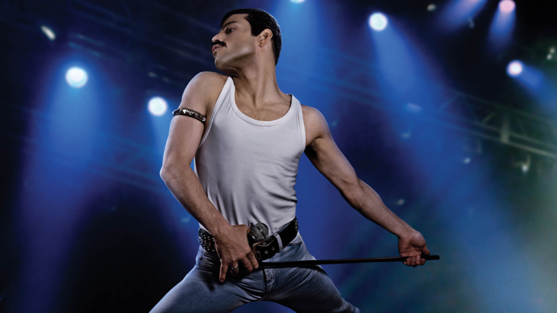 New Teaser Shows Rami Malek Singing 'We Will Rock You'