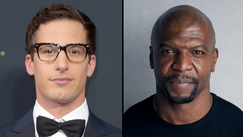 'Brooklyn Nine-Nine' Stars Show Support For Terry Crews After He Speaks About Sexual Assault