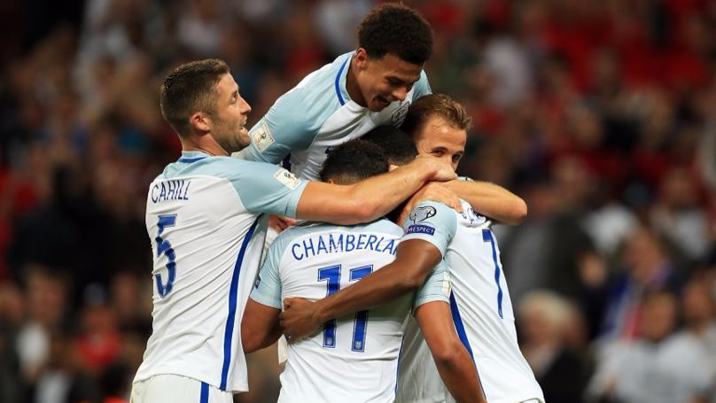 Everyone Made The Same Joke After England Beat Slovakia