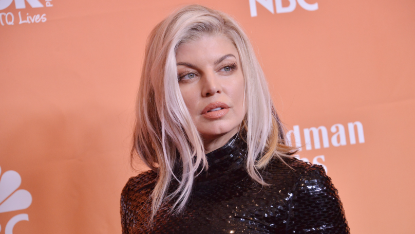 ​Fergie Thought That The F.B.I Were After Her During Her Dark Crystal Meth Addiction, But Now She's Back
