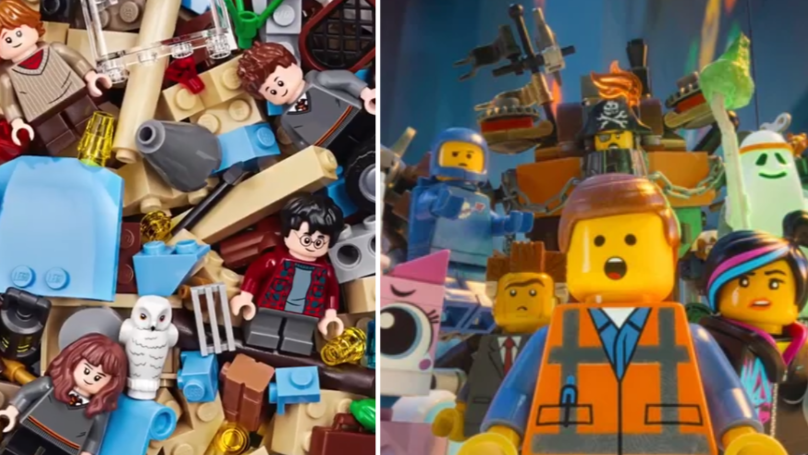 Dream Job Alert: You Can Get Paid To Play With Lego