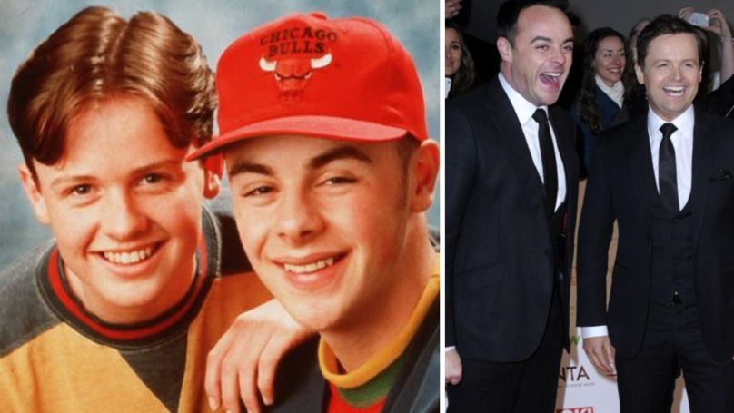 Ant And Dec Used To Secretly Hate Each Other And We Canny Believe It