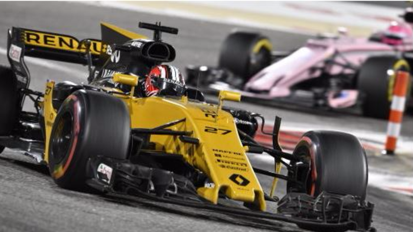 Rival Boss Admits That Renault Form Has Impressed Him