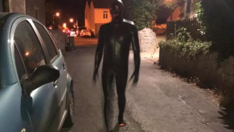 'Gimp' Terrorising Somerset Town Beaten Up By MMA Fighter