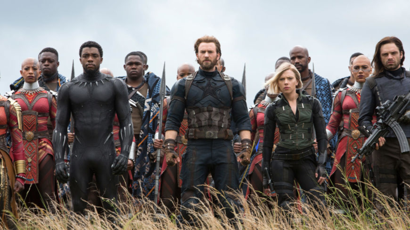'Avengers: Infinity War' Smashes Box Office Record With Opening Weekend