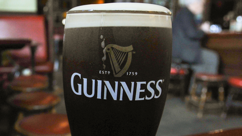 Person Spotted Drinking A Guinness Cocktail That Looks Utterly Awful