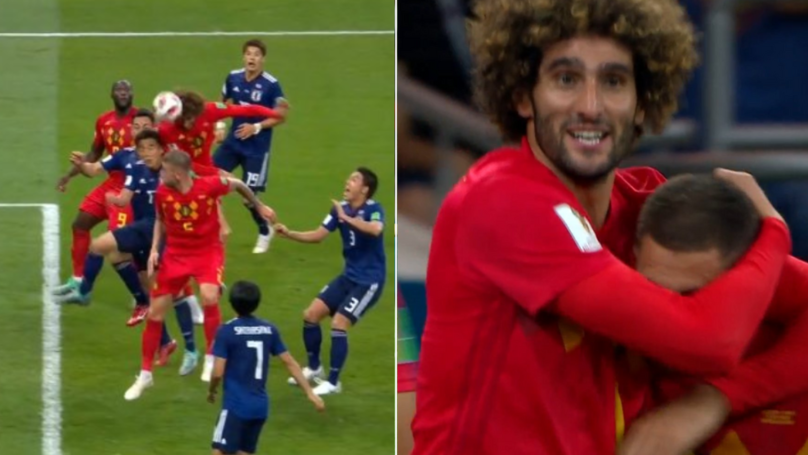 Belgium Have Knocked Japan Out Of World Cup With Last Kick Of The Game