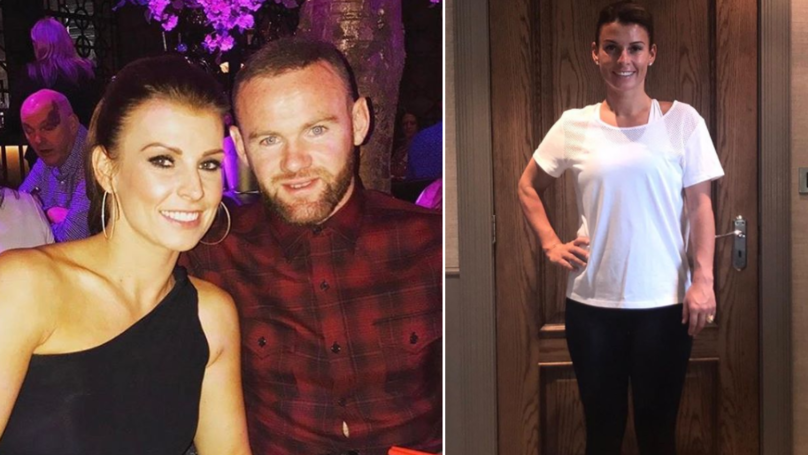 Coleen And Wayne Rooney's Marriage 'Over' As She Removes Her Wedding Ring