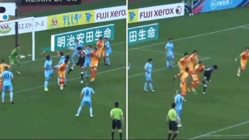 Goalkeeper Scores 104th Minute Equaliser In 3-3 Draw Against Andres Iniesta's Vissel Kobe