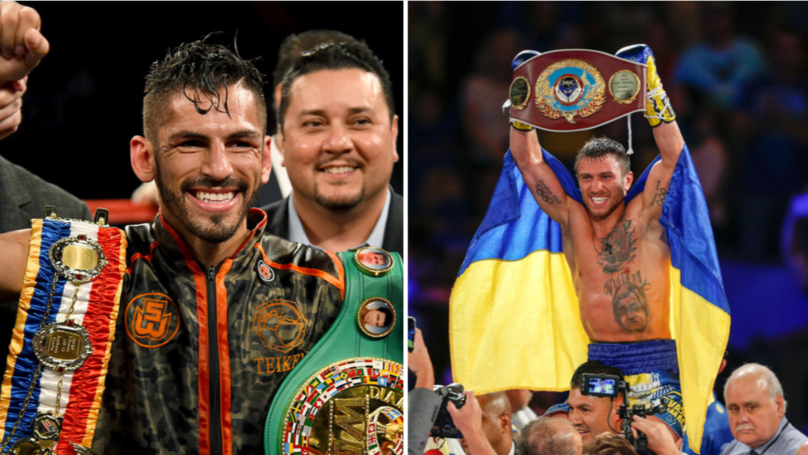 Jorge Linares And Vasyl Lomachenko Look Set To Face