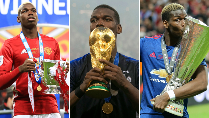 Paul Pogba 'Will Never Give You The Opportunity Of Winning Trophies Or Championships'