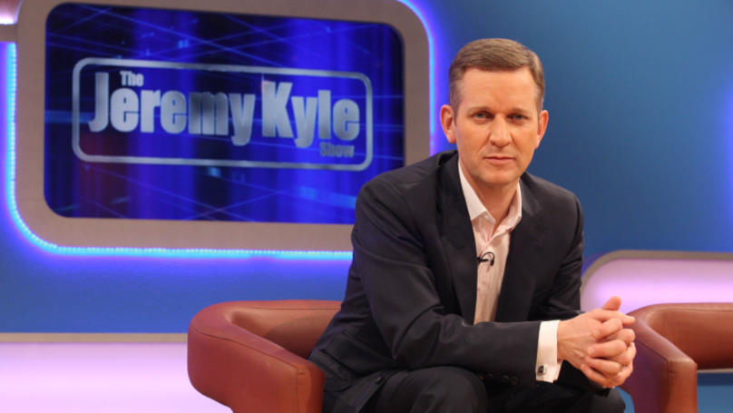 The Jeremy Kyle Show Taken Off Air After Guest Dies