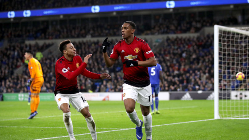 'Sign Me Up' Anthony Martial's Message To His Agent