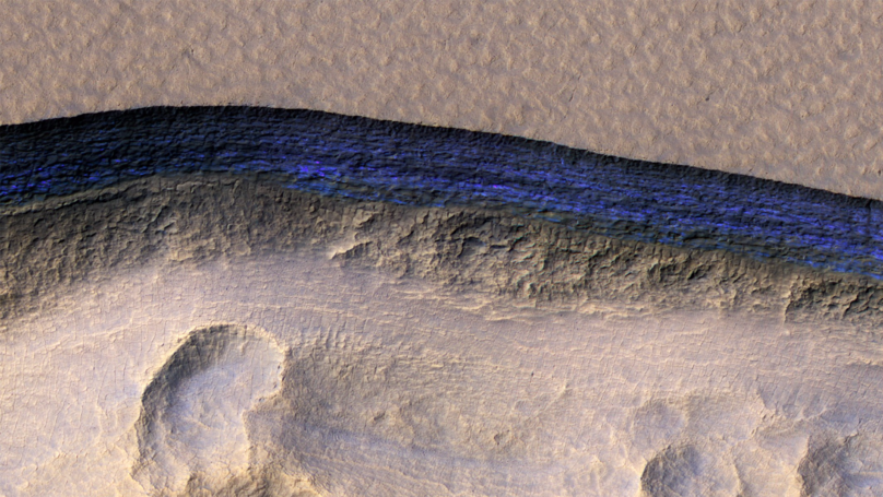 'Clean Water' Has Been Found On Mars